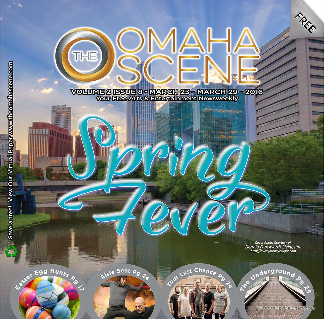 The Omaha Scene - Cover Photo. -  Picture